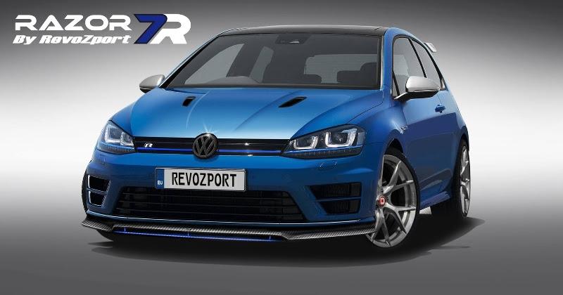 RevoZport Razor 7R Golf R