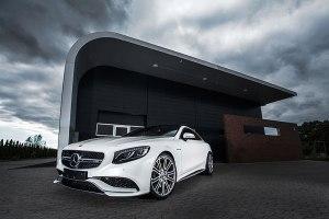 IMSA Mercedes-Benz S63 AMG 4Matic Coupe