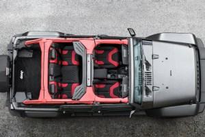 Kahn Jeep Wrangler Sahara 2.8 Diesel Chelsea Truck Company CJ300