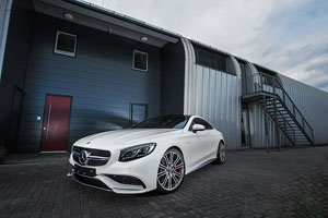 IMSA S63 AMG 4Matic Coupe