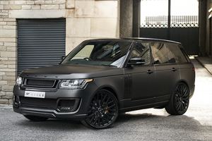 Kahn Range Rover 600-LE