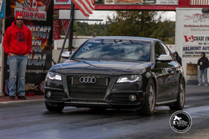Audi S4 World Record