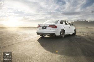 Audi S4 Vorsteiner V-FF 102 Flow Forged Wheels