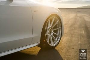 Audi S5 with Vorsteiner V-FF 102 Flow Forged Wheels
