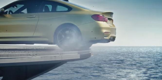BMW M4 Post
