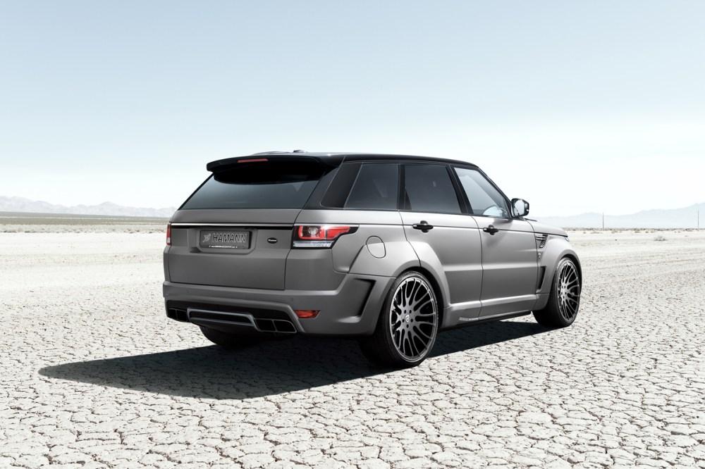 Hamann Motorsport Widebody Range Rover Sport