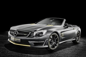 Mercedes-Benz SL 63 AMG Roadster World Championship 2014 Collector's Edition