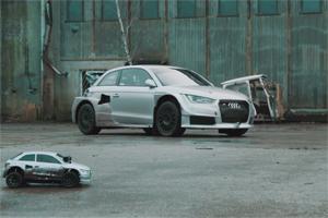 Audi vs RC