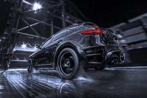 AHG-Sports LR3 Infiniti QX70