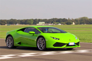Lamborghini Huracán Top Gear Stig