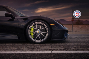 918 Spyder HRE P101 Forged