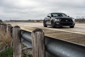 195.2 MPH HPE700 Supercharged Ford Mustang