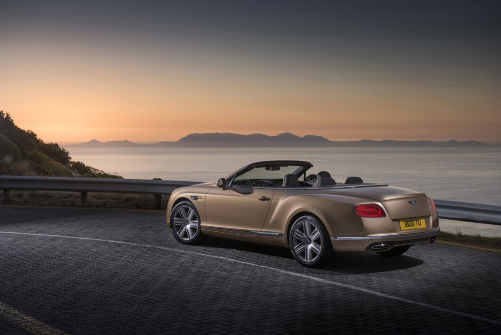 2016 Bentley Continental Range