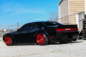 Liberty-Walk-Dodge-Challenger-Forgiato-Kato-1-ECL-Wheels-sm