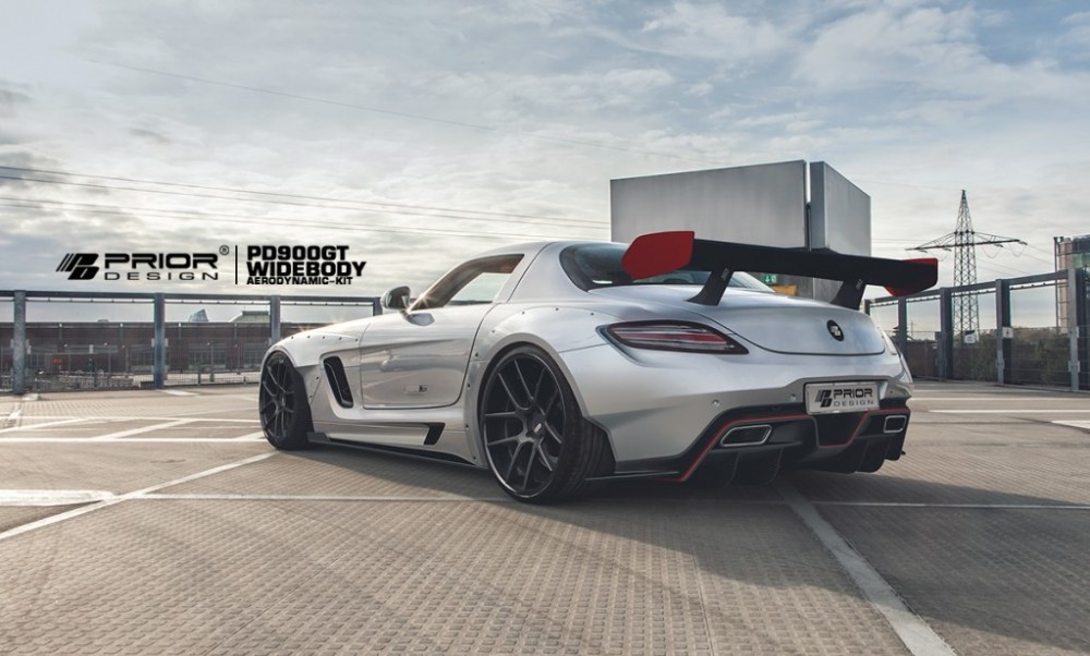 Prior Design PD900GT Mercedes-Benz SLS AMG