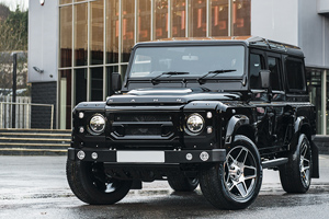 Land Rover Chelsea Wide Track