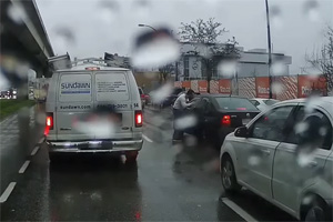 Friday FAIL Road Rage Arrest