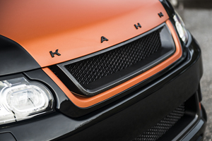 A Kahn Design Range Rover Sport Vesuvius