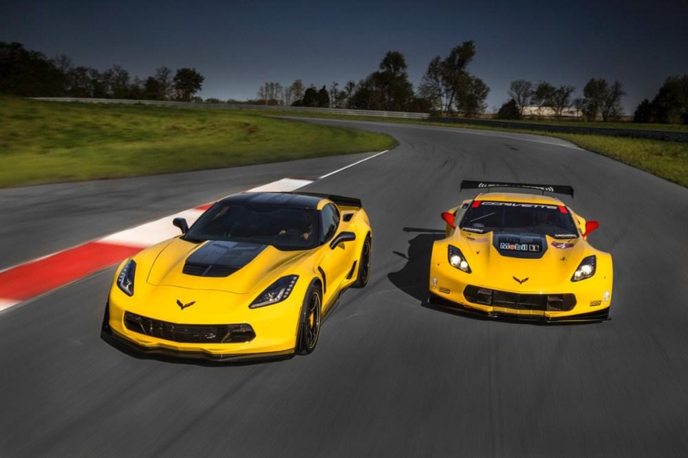 016 Corvette Z06 C7.R Edition
