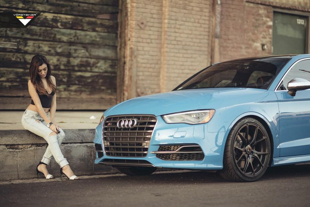 Audi S3 Vorsteiner V-FF 103 Flow Forged Wheels