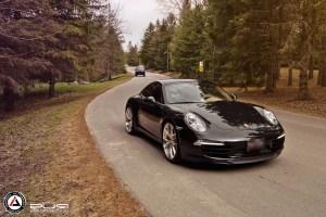 Porsche 911 Carrera PUR 4OUR