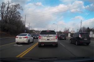 Friday FAIL Oblivious Driver