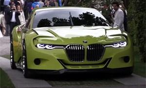 BMW 3.0 CSL Hommage Video