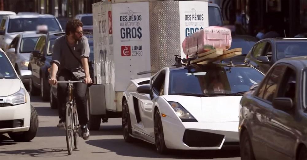 Lamborghini Gallardo Towing