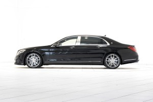 Brabus Mercedes-Maybach S600