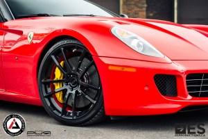 Ferrari 599 GTB PUR 1NE Wheels