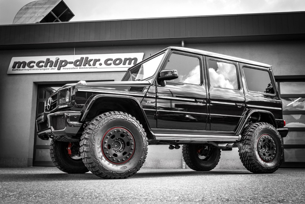 McChip-DKR MC800 Mercedes-Benz G63 AMG