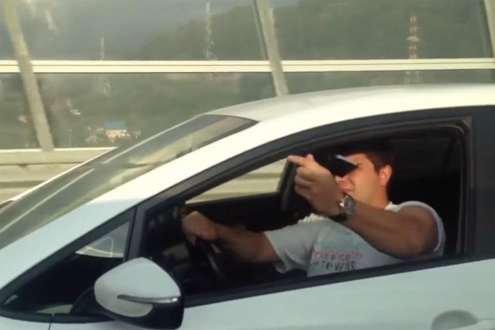 Road Rage Instant Karma