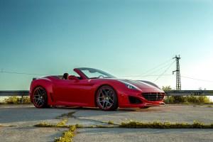Novitec Rosso N-Largo Ferrari California TNovitec Rosso N-Largo Ferrari California T