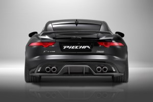 Piecha Design Jaguar F-Type R Coupe
