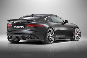 Piecha Design Jaguar F-Type R Coupe
