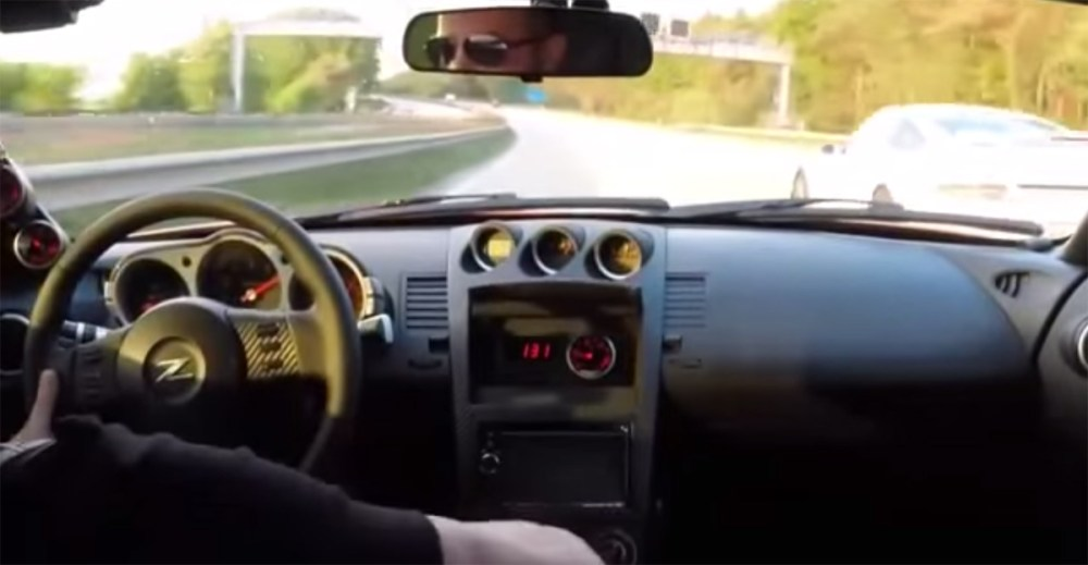 VW GTI, 350Z, 911 GT3