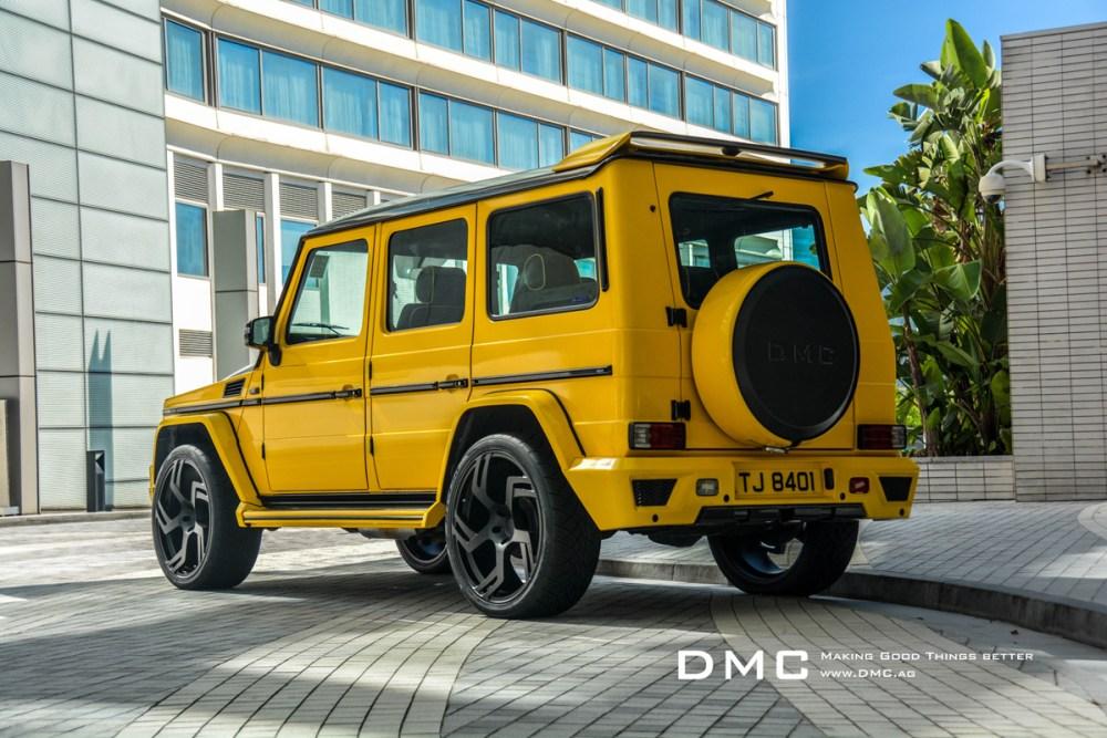 DMC G88 Mercedes-Benz G-Class