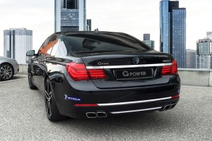 G-Power Bi-Tronik 5 V1 BMW 760i