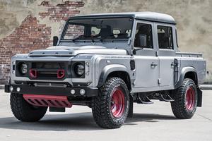 Land Rover Defender Chelsea Wide Track Pick Up