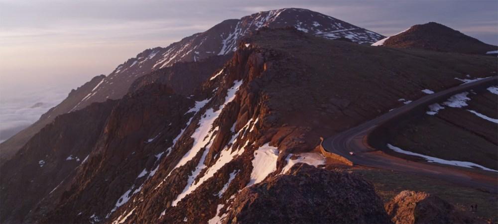 Jeff Zwart Pikes Peak
