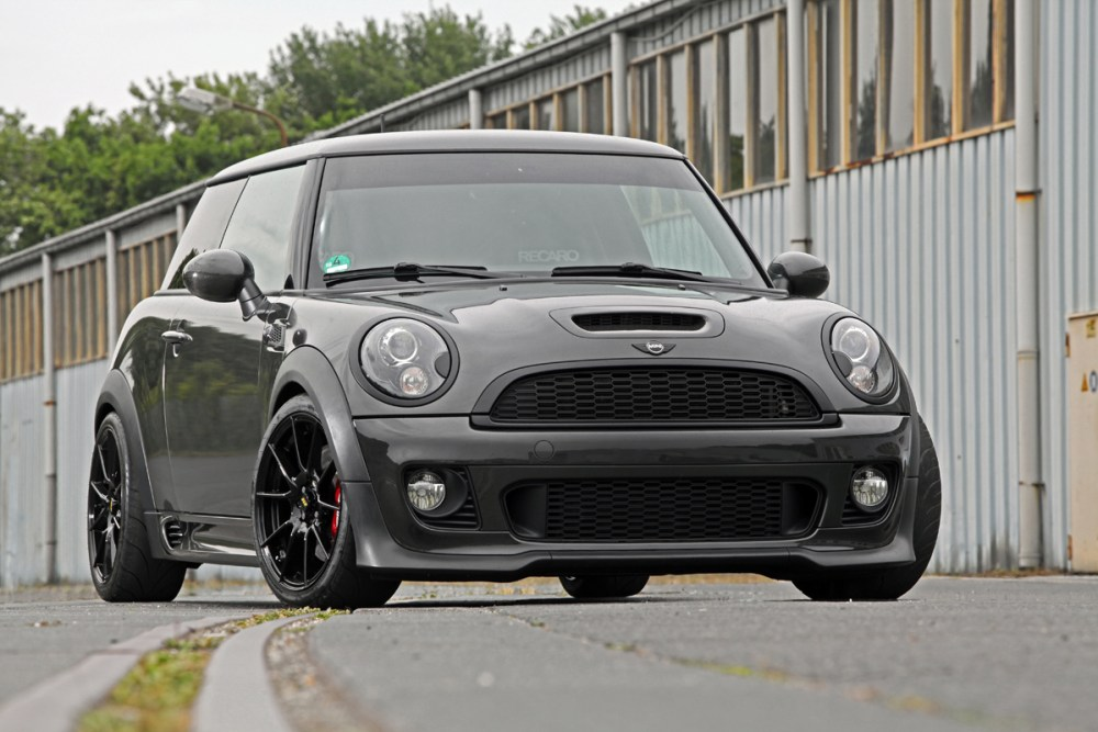 OK-Chiptuning MINI JCW R56
