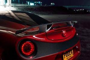 Pogea Racing Alfa Romeo 4C Centurion