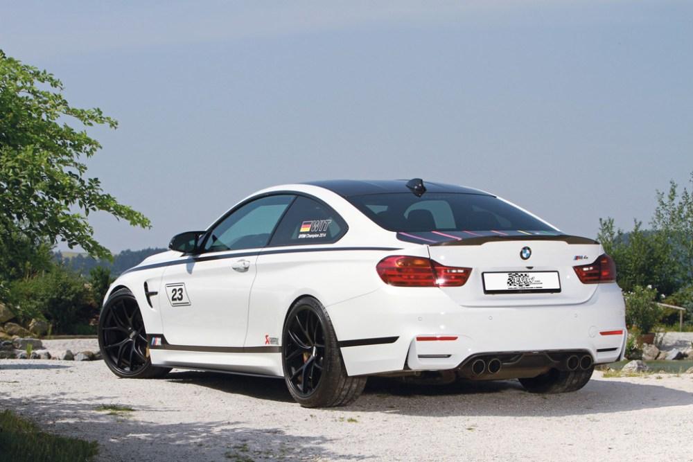 TVW Car Design BMW M4 DTM Champion Edition