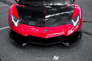 SR Auto Group Aventador