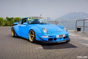 ReinART Design RWB 993 Porsche 911 PUR Wheels