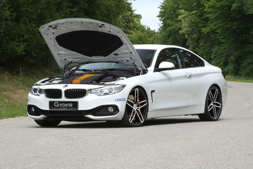 G-Power Turns up the Torque on the BMW 435d xDrive