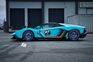 Lamborghini Aventador PUR RS05 Wheels SR Auto Group