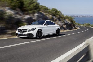 2017 Mercedes-AMG C63 Coupe