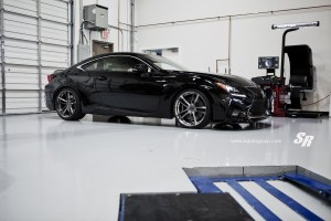 SR Auto Group Lexus RC F PUR RS07 Wheels
