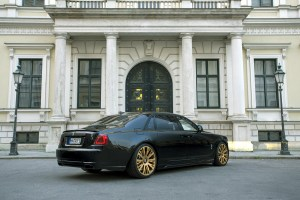 Spofec Black One Rolls Royce Ghost Series II